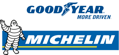 goodyear and michelin tire inflation recommendations